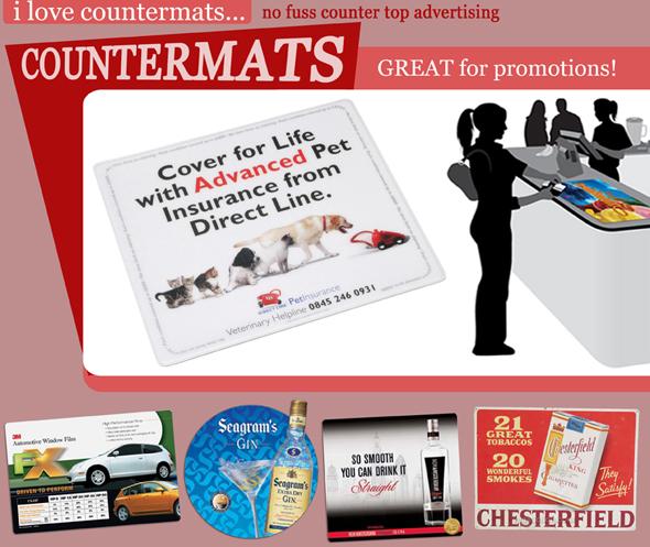 Countermats
